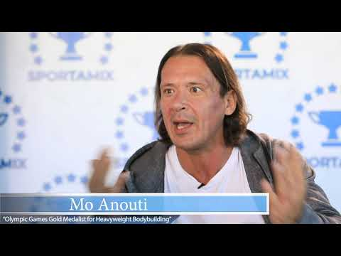 Mo Anouti expresses his excitement about the opportunity Sportamix provides for athletes