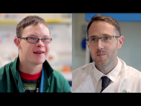 Ver vídeo DSAWorkFit 2017: Tom and his manager @ the Environment Agency