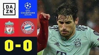 Javi Martinez Und FCB Bestehen In Anfield: FC Liverpool - FC Bayern München 0:0 | Champions League