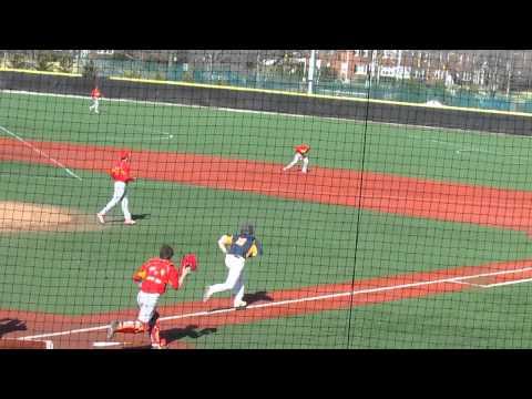 SP at CH baseball clip 2 3 31 14