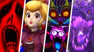 Evolution of Scary Nintendo Boss Battles (1994 - 2018)