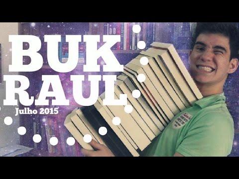 BOOK HAUL DA SUPERAÇÃO!!