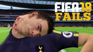 ✦ Best FIFA 18 Fails Compilation ✦