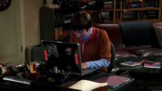Sheldon conduit avec un simulateur