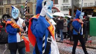 スイス発 バーゼルのファスナハトパレード・グッゲンミュージック 3 【スイス情報.com】