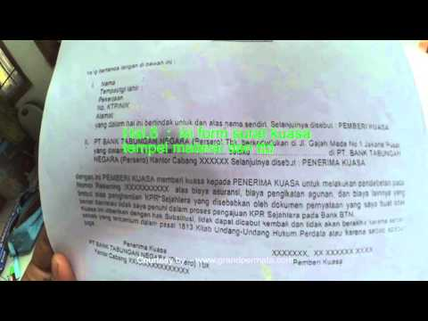 Video Langkah Proses Pengajuan KPR Rumah Subsidi (PART 2)