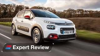 The Citroen C3 looks like no other car in the supermini class