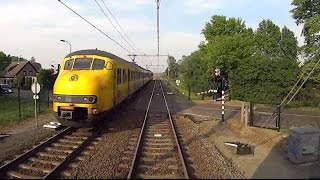 DUTCH TRAINS: ROLLING STOCK CAB VIEW Compilation 2014