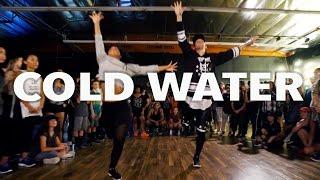 """COLD WATER"" - Major Lazer ft Justin Bieber Dance | @MattSteffanina Choreography (#ColdWater)"