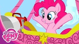 Мультики онлайн Май #ЛитлПони. Дружба - это чудо! Мой маленький #пони мультфильм. #МЛП Осенний забег
