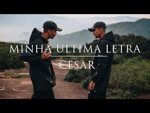 Minha Última Letra – César MC
