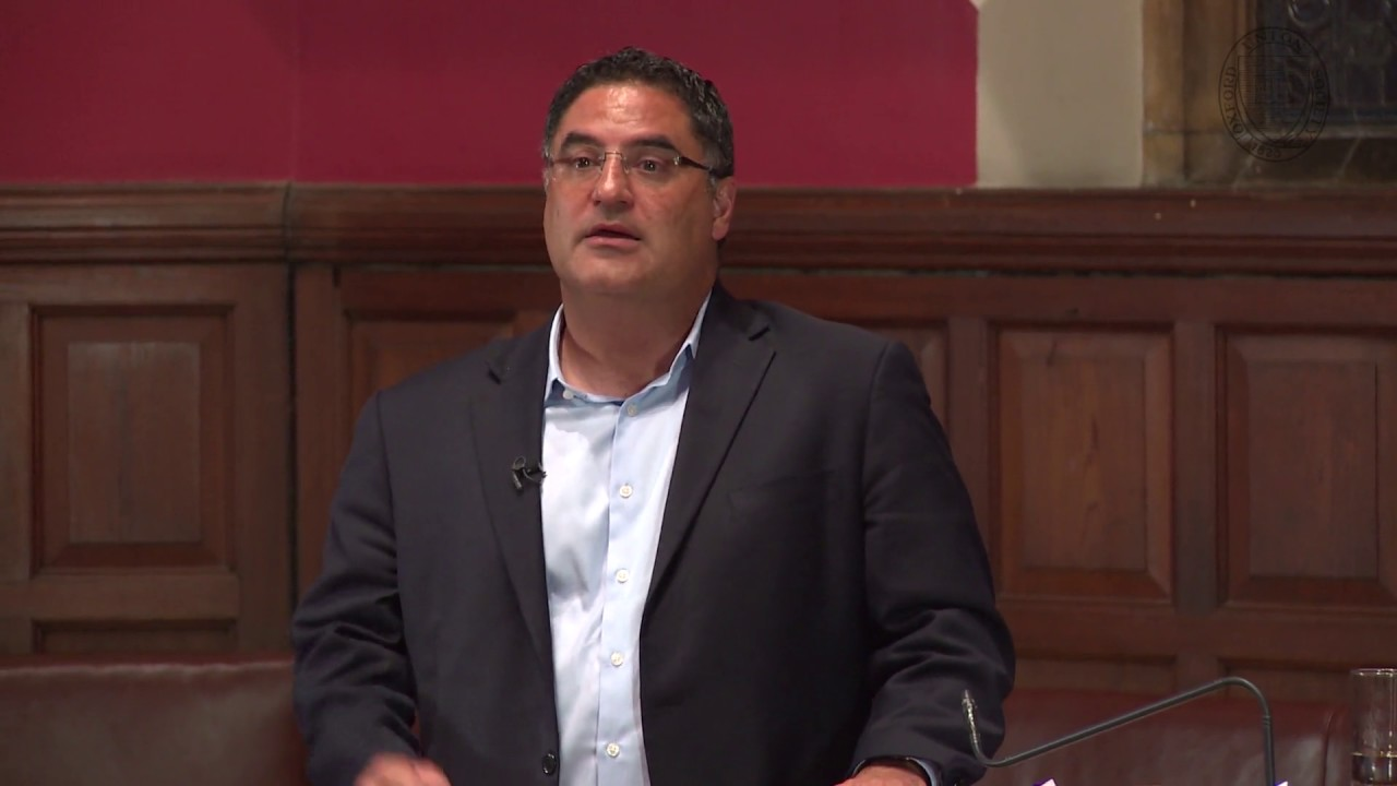 Cenk Uygur's Argument At The Oxford Union Debate On Money In Politics thumbnail