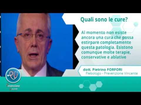 Trattamento di varicosity da forum di sanguisughe