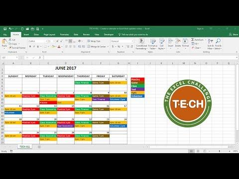 mp4 Training Calendar Template, download Training Calendar Template video klip Training Calendar Template