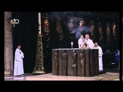 Messe du 17 mai 2015