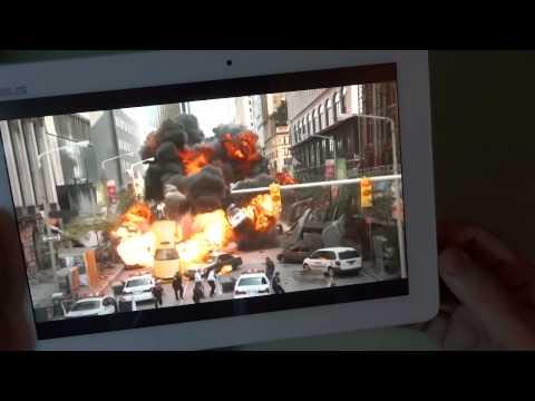 Asus Memo Pad HD 10, Video recensione