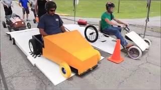 ArcheyFest: Soapbox Fun in Clinton, Arkansas