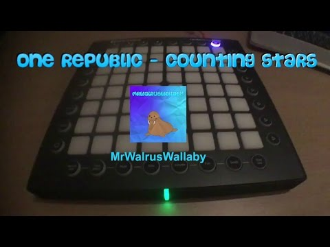 One Republic - Counting Stars [ Launchpad Pro Cover ] Mp3