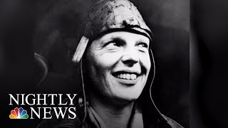 A Look Back At The Accomplishments Of Amelia Earhart | NBC Nightly News