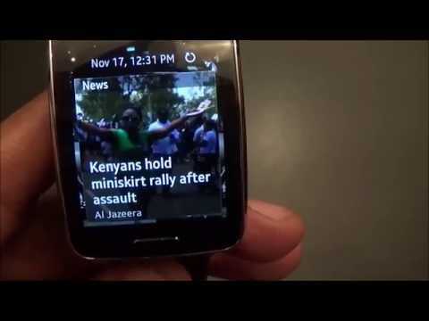"""Samsung Gear S """"Real Review"""""""