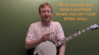 Free Banjo Lesson: Ten Tips To Improve Your Speed