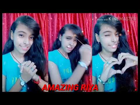 Commerce VS Math's Science Students| Romantic Song| Shayari| Funny|Tiktok Queen| AMAZING RIYA 2019|