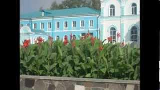Мужской Монастырь в г.Задонск.