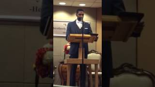 Marcus Part 1 - Living With Soundness Of Mind In A Depraved World