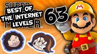 Super Mario Maker: All Around the World - PART 63 - Game Grumps