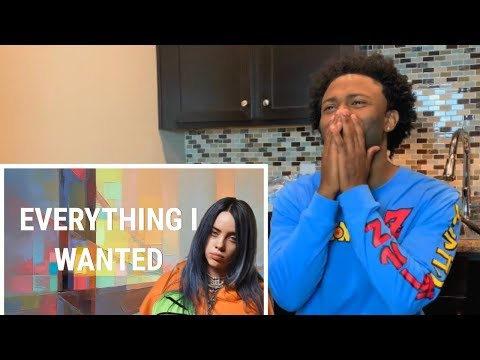 BILLIE EILISH JUST TOUCHED MY SOUL!! (EVERY THING I WANTED)