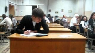 Упал в обморок на уроке