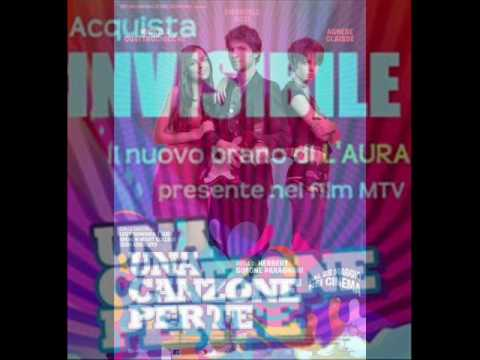 L'Aura - Invisibile (New Single - Nuovo Singolo 2010)