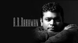 AR Rahman Sad Mashup 1992-2015 (Tamil)