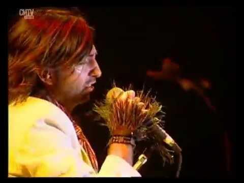 Babasónicos video Desfachatados - San Pedro Rock I 2003