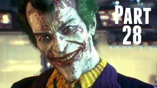 Batman Arkham Knight Walkthrough Gameplay Part 28 - Ivy's Death (PS4)