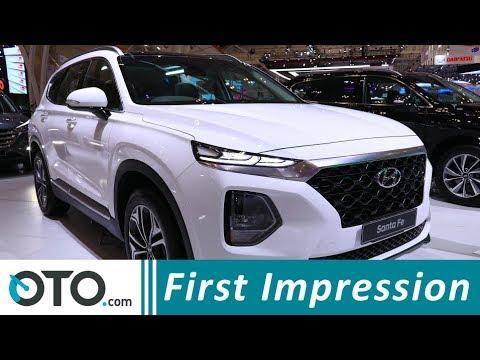 Hyundai Santa Fe | First Impression | GIIAS 2018 | OTO.com