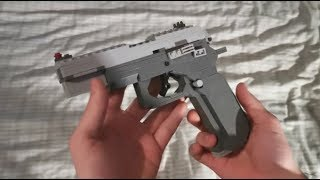 LEGO CZ-75 | Jim's LEGO Guns