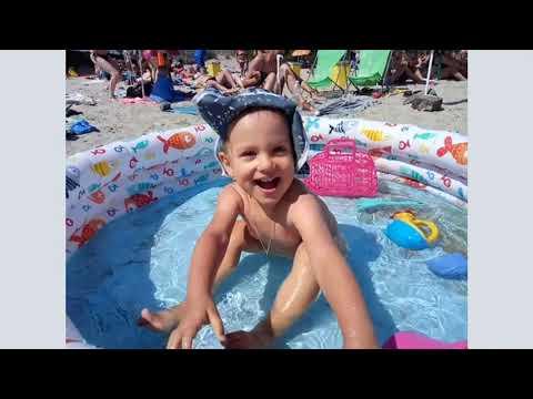 Болгарские пляжные забавы / Bulgarian beach fun