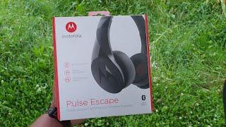 Motorola Pulse Escape - Great Cheap Hybrid Headphones