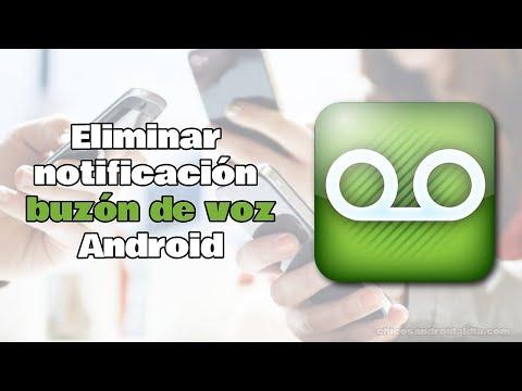 SOLUCIÓN: Eliminar notificación del BUZÓN DE VOZ en Android | Memo Castillo