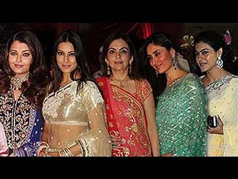 Celeb style at the grand Riteish-Genelia wedding