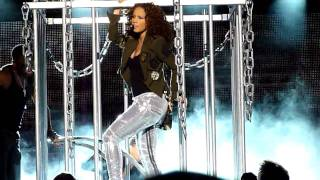 Alicia Keys Live Caged Bird & Love is Blind 04-07-2010 Santa Barbara Bowl