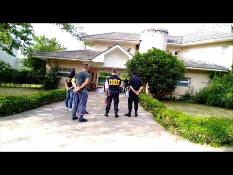Detuvieron al marido de Carolina Píparo por tentativa de homicidio