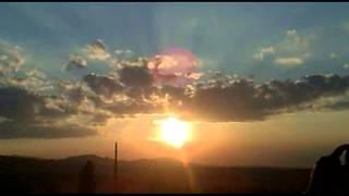 preview picture of video 'Sole che pulsa Tavullia strada marrone n.9'