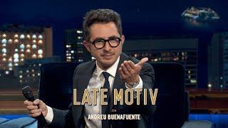 LATE MOTIV - Consultorio De Berto Romero. 'La Amistad'  | #LateMotiv539