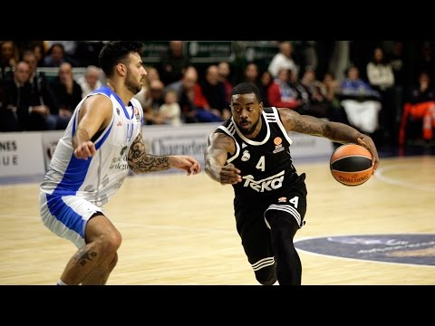 Highlights: Dinamo Banco di Sardegna Sassari-Real Madrid