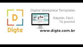 Acelere seu fluig com o Digital Workplace Templates