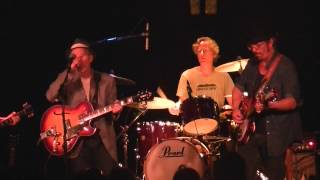 Marshall Crenshaw w/the Bottle Rockets-I Don't See You Laughing Now live in Milwaukee 6-3-13
