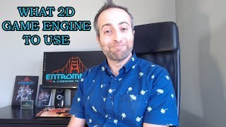 What 2D Game Engine to Use for Your Next Game