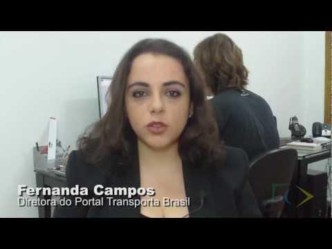 Direto da Redação – TV Transporta Brasil – ed 12